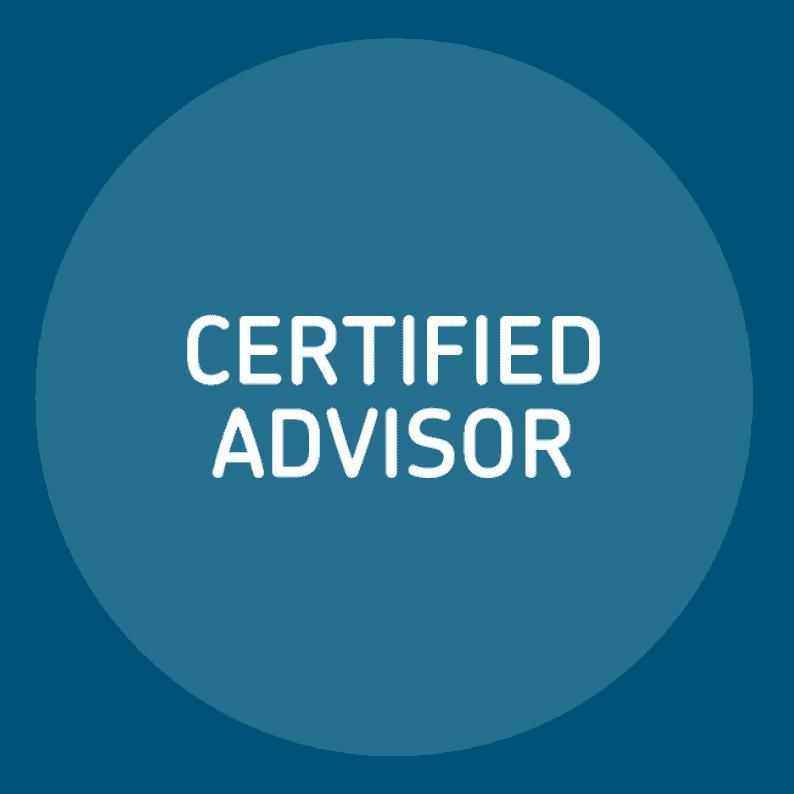 Bridge Financials are Certified Advisors